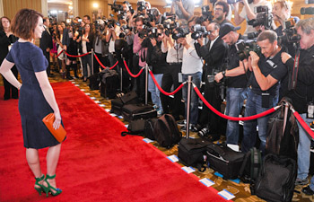 TFAC Cure red carpet